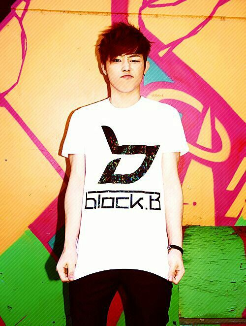 Block B U-Kwon K...U Kwon Block B Nalina