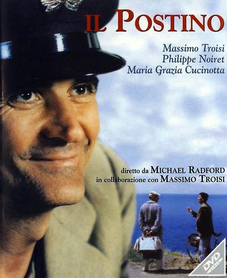 Il Postino, Michael Radford/Massimo Troisi
