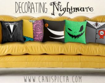 nightmare before christmas decor – Etsy