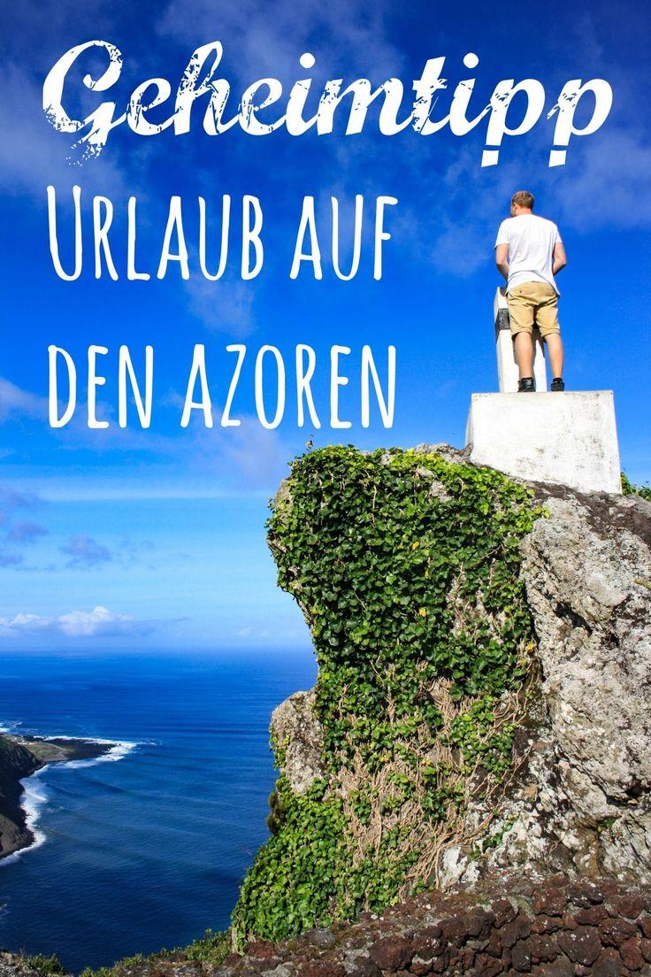 Geheimtipp - die Highlights der Azoren von PASSENGER X