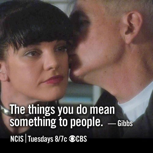 gibbs and farnell relationship quotes