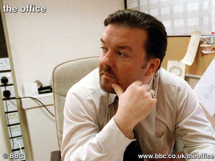 Ricky Gervais as David Brent - Ricky Gervais Wallpaper (366305 ...