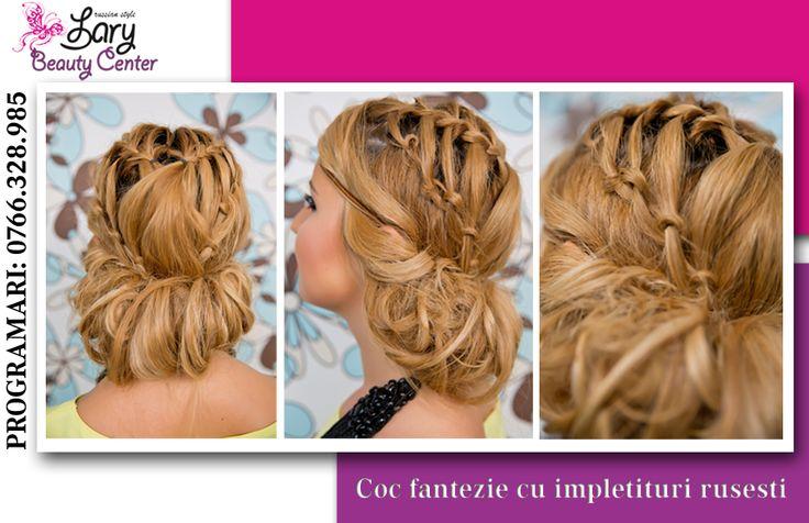 Russian braids http://www.larybeautycenter.ro/servicii/impletituri-rusesti