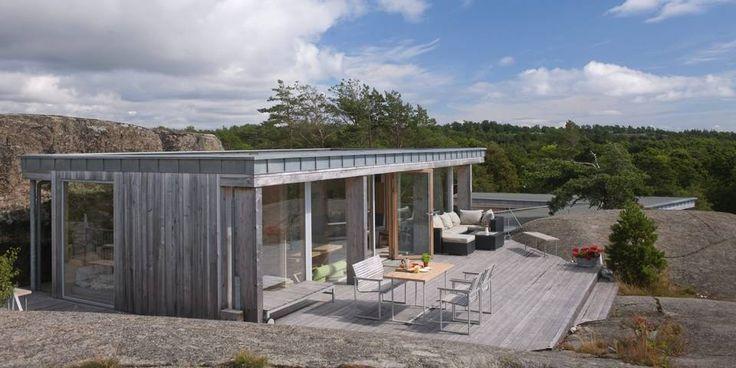 norske hytter arkitektur - Google-søgning | Modernist and ...