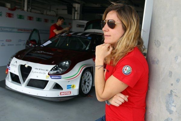 Michela e Giulietta debuttano al TCR 2016