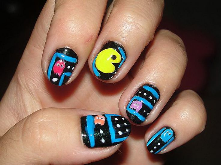cool nail designs - Google Search - 18 Best Cool Nail Designs Images On Pinterest Make Up, Google