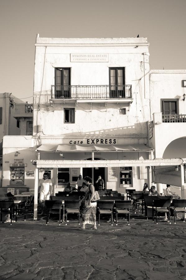 Vintage Mykonos, Greece