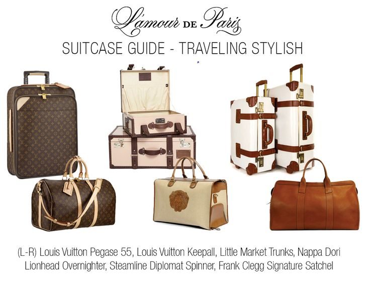 Best 25  Best suitcases ideas only on Pinterest | Best travel ...