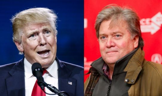 Trump's Attempt To Put Neo-Nazi Bannon On National Security Council Just Backfired