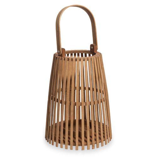 Lanterna in bambù ARKATA