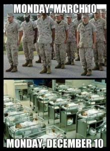 Sleeves Rolled Babies - The Unintended Effects of Bringing Rolled Sleeves Back to the Marine Corps