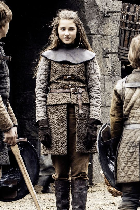 Lyanna Stark - Home Season 6 Episode 2