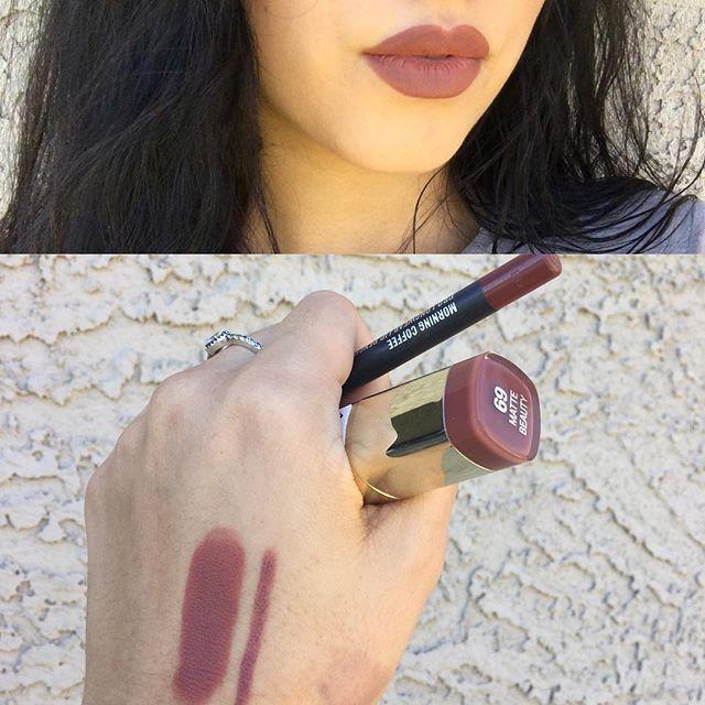 Bilder tun dies nicht im Schatten Gerechtigkeit gefunden Mein neuer Lieblings-Alltags-Lippie und seine Drogerie! @milanicosmetics matte beauty lippenstift $ 5 (# 69) & ich passe es mit @maccosmetics morgen kaffee-lippenzwischenlage an. Ich liebe Milani-Lippenstifte absolut, sie haben meiner Meinung nach die besten Drogerie-Lippenstifte! – #absolut #amp #Beauty #besten #Bilder #Die #Dies #Drogerie #DrogerieLippenstifte #drugstore #Es #gefunden #Gerechtigkeit #haben #Ich #im #kaffeelippenzwischen – http://solar-toptrendspint.blackjumpsuitoutfit.tk/
