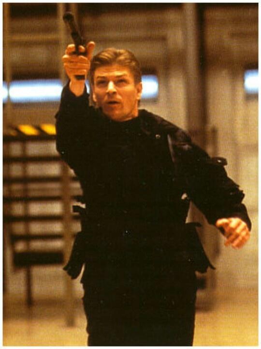 Bond Villian: Sean Bean as Alec Trevelyan (GoldenEye ...