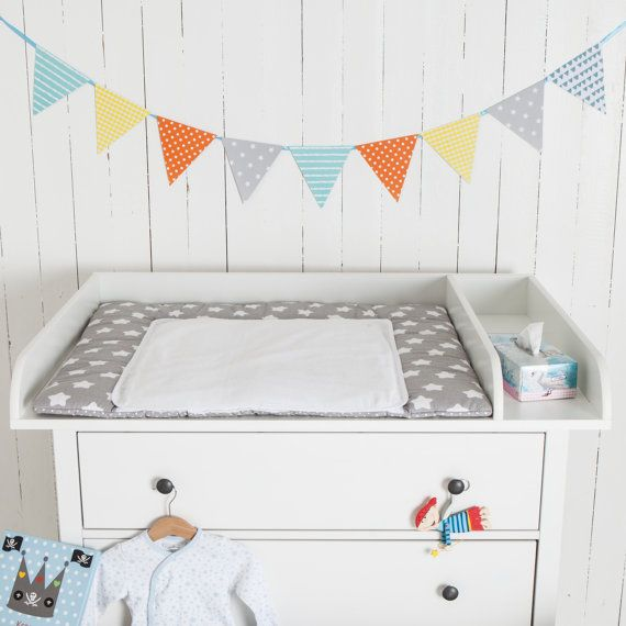 XXL-ExtraRound separation Changer changing table top in