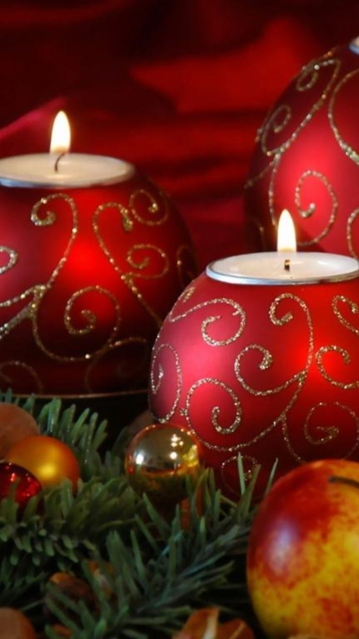 God Bless You Christmas Candles Wallpapers HD Wallpapers