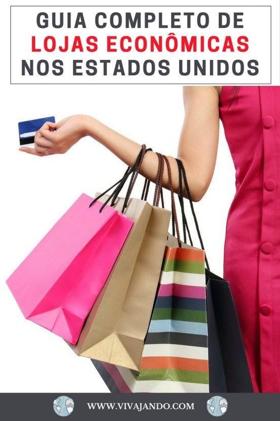 Hora das compras! Confira o nosso guia completo das lojas mais econômicas nos Estados Unidos (e Canadá) super amigas do seu bolso e garantirão boas compras - independente da cotação do dólar!