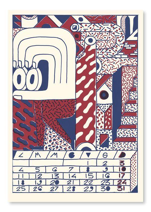 Cani Sciolti - Calendar – Cani Sciolti 2016 100 copies!!!