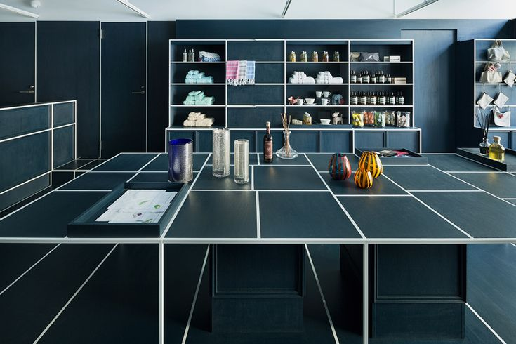 jp architects le mistral interior tokyo designboom