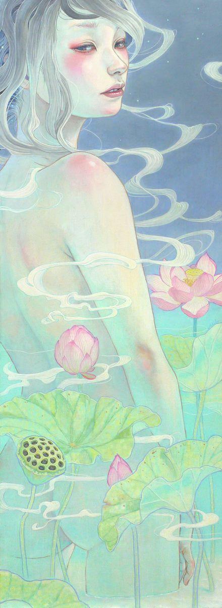 Miho Hirano, Japanese artist