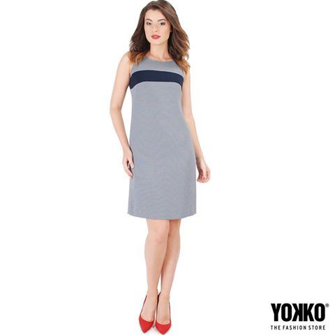 Simple & Elegant   CLARA dress YOKKO   Fall16  #dress #newcollection #yokko #style #fashion #daytime