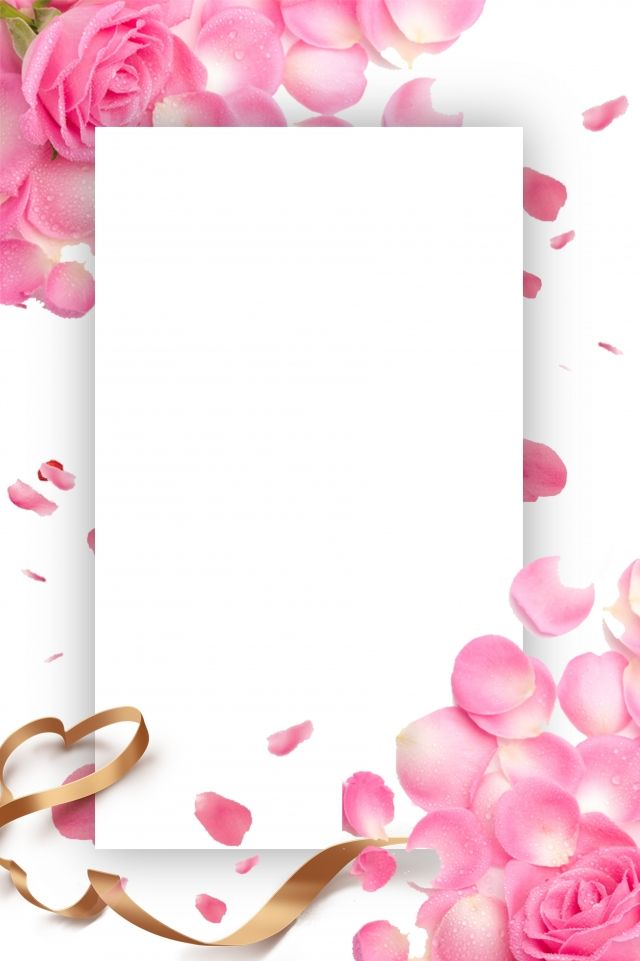 Rose Background Holiday Card In 2020 Rose Background Valentines