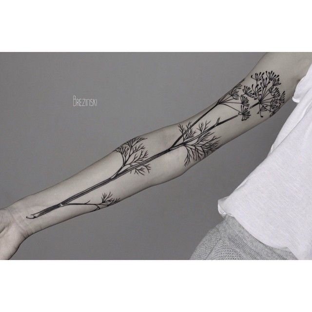 Best Tattoos Images On Pinterest Comment Creative And Human - Surreal black ink tattoos by ilya brezinski