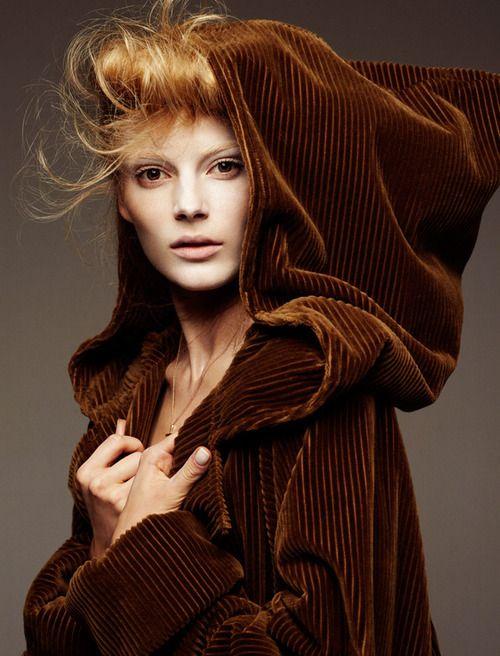 Ieva Laguna by Greg Kadel for Vogue Germany