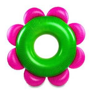 Funky Flower Pool Float