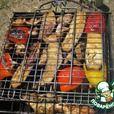 """Овощи-гриль """"9 minute маринатор"""" от Рустама - кулинарный рецепт"""