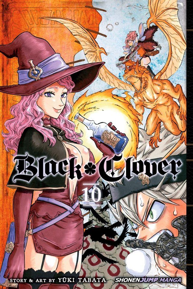 Black clover opening 12 wallpaper. Black Clover, Vol. 12 on Apple Books in 2020   Black ...