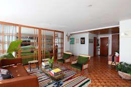 Livings de estilo topical por All Arquitectura