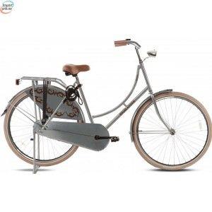 Highlander Traditional 2014 Grå - Klassisk Dutch Bike kr 3 840,00