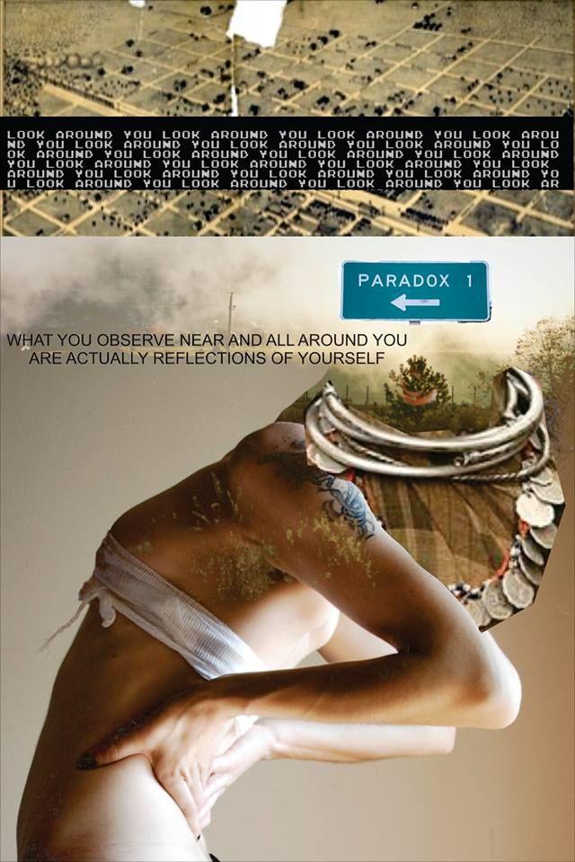 RARADOX, Digital collage,