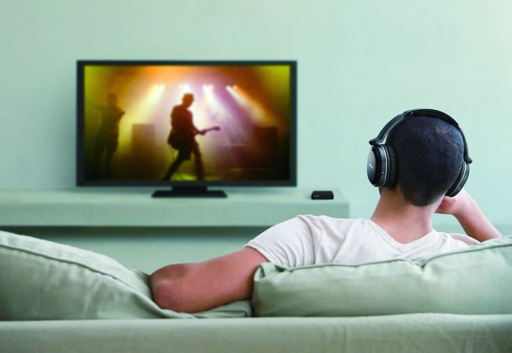 Listening to your TV with Bluetooth headphones