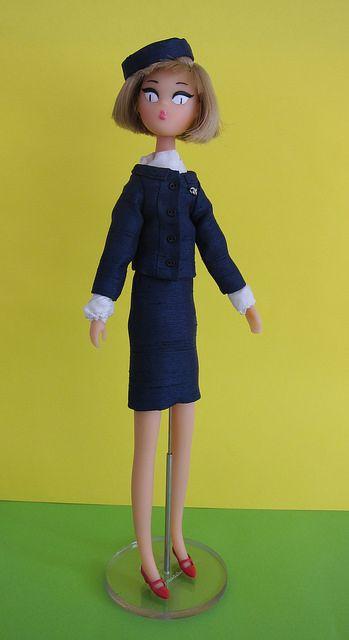 Mamzelle de Paris doll by basicjoe, via Flickr