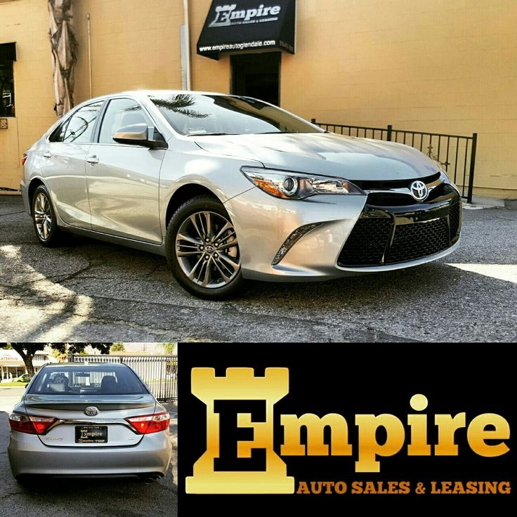 Congratulations Vartoush  on your Brand new Toyota Camry se . Enjoy your new ride and welcome to the Empire Auto Family .  #empireauto #new #car #lease #purchase #finance #newcarlease #newcarfinance #refinance #leasingcompany #customerservice #glenoaksblvd #autobroker #autobrokers #brokerdeals #specialdeals #freeoilchange #freemaintenance #wholsaler #autobrokerdeals #2017toyotacamryse