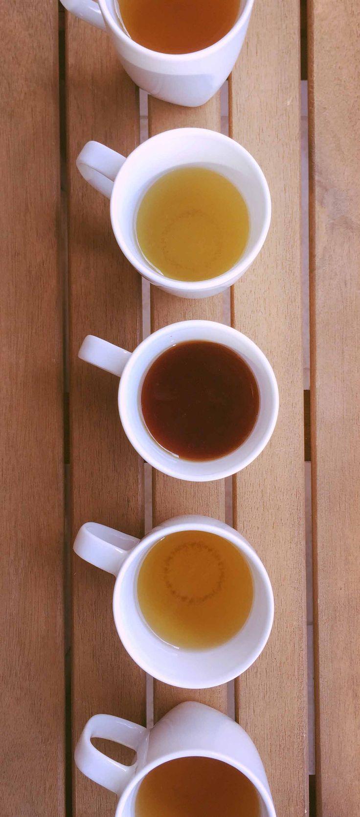 ¿Qué color prefieres hoy? #color #colour #colordeté #té #tea #colourtea
