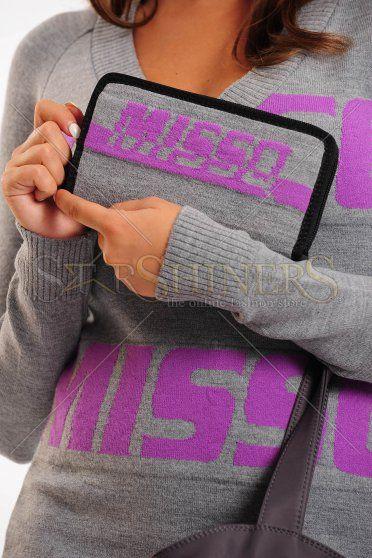 Portofel MissQ Exclusive Life Purple