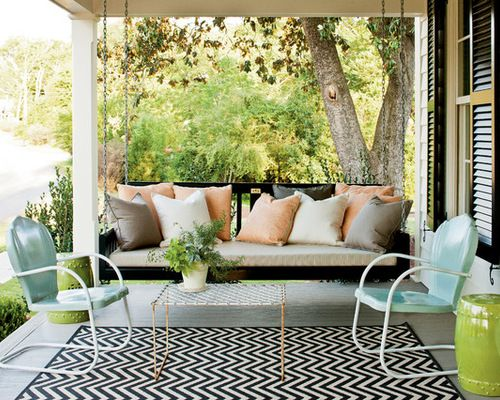 4 outdoor makeover projects that can increase your home value bed swingsporch