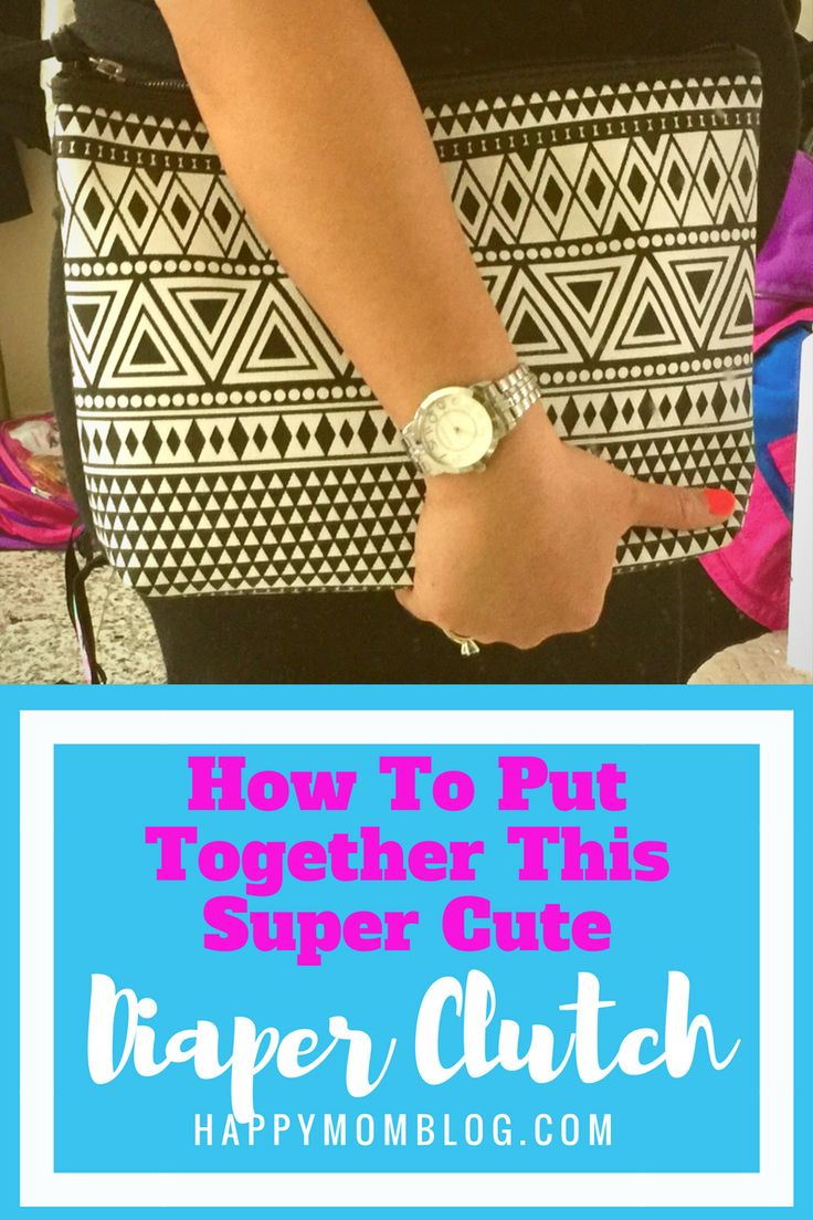 Are you tired of carrying around your purse and your super huge diaper bag? I really like my diaper bag. It's a Skip Hop Diaper bag meant for twins. I decided to get the large diaper bag beca…