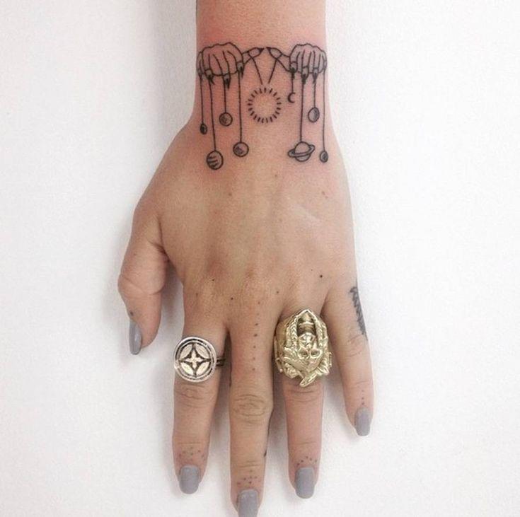 Nice Tattoos by Tatiana Kartomten - Fubiz Media