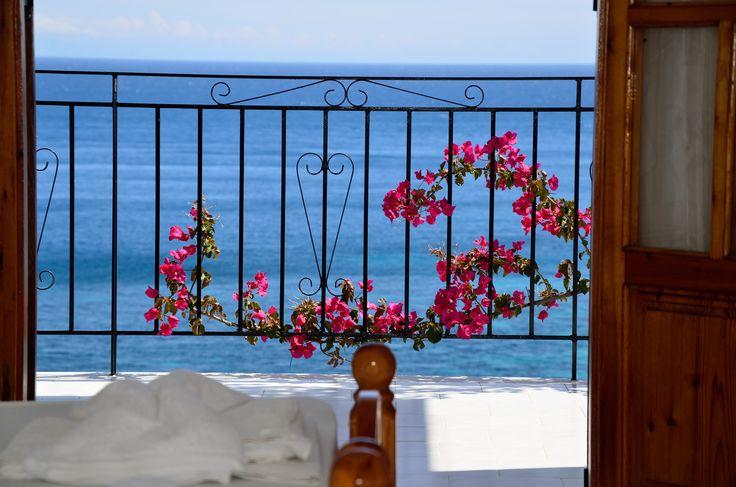 Room view Mare Blu Parga!