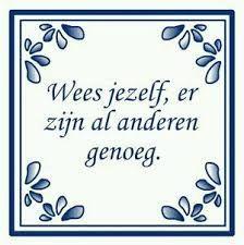 Image result for hollandse tegeltjes wijsheden