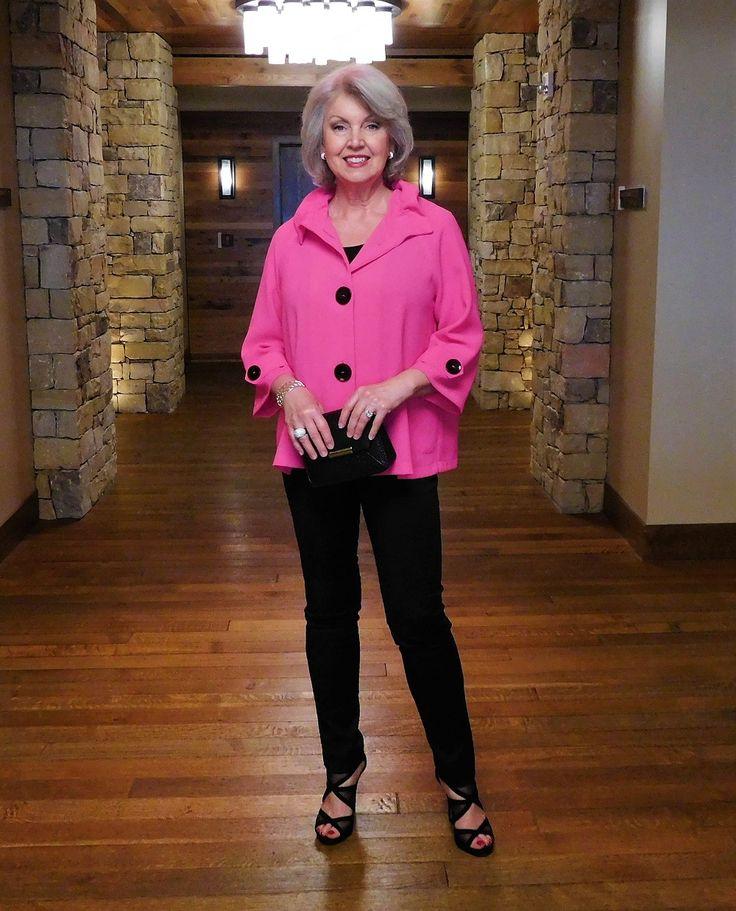 Dressed For Dinner – SusanAfter60.com