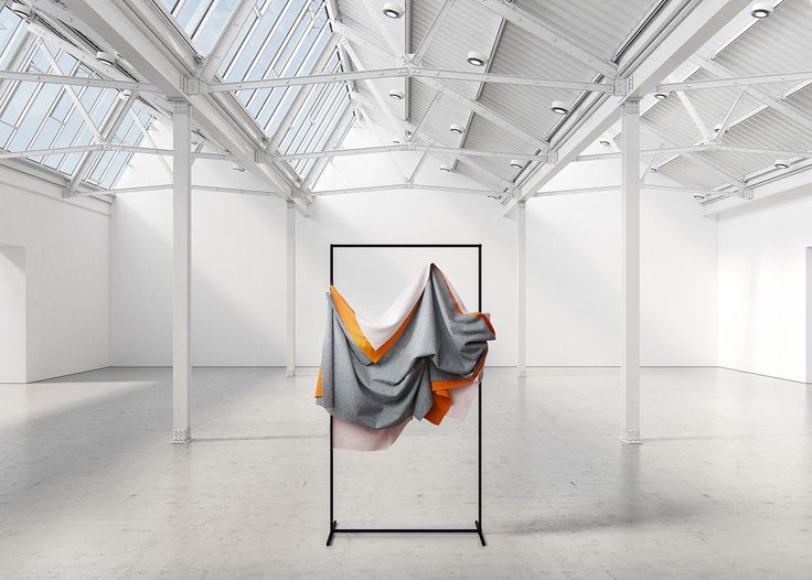 Hanging Paintings by Tadao Cern https://mindsparklemag.com/design/hanging-paintings/