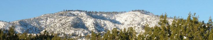 Phelan Piñon Hills Community Services District CSD. Close to our beautiful town are some nice parks. We are minutes away from our local ski resort, Mtn High Ski Resort.