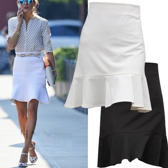 Pre-order: pencil flute skater peplum skirt Classy and clean, sassy and sophisticated. A business dress is at the top of the essentials list in a Corporate Diva's wardrobe.   This Corporate Diva dress is definitely a head turner! Great for a dinner date.   Be the first to rock this number. Pre-order now  Small: Women's 2/4 (35-28-38) Medium: 6/8 (37-30-40) Large: 10/12 (39-32-42) XLarge: 14 (42-35-45)  To place an order, please comment below with your size and color request. Corporate Diva…