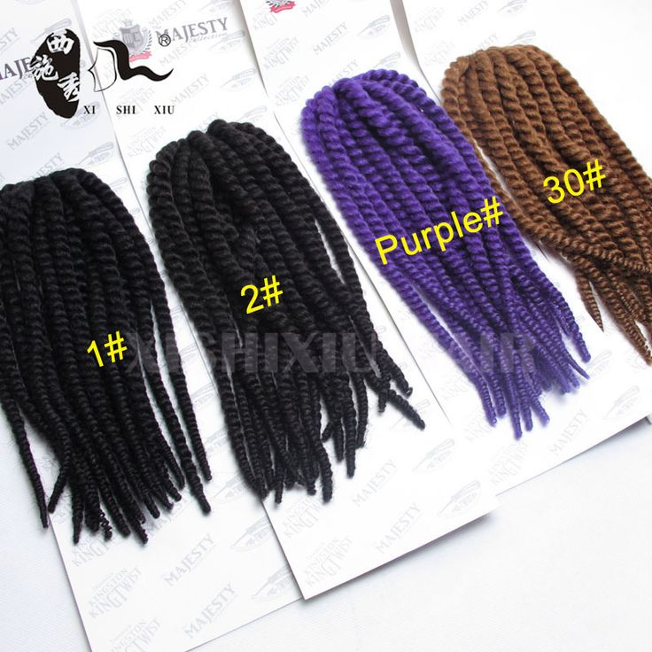 ... Braids 7Colors Crochet Twists Hair Extensions#crochet twist hair