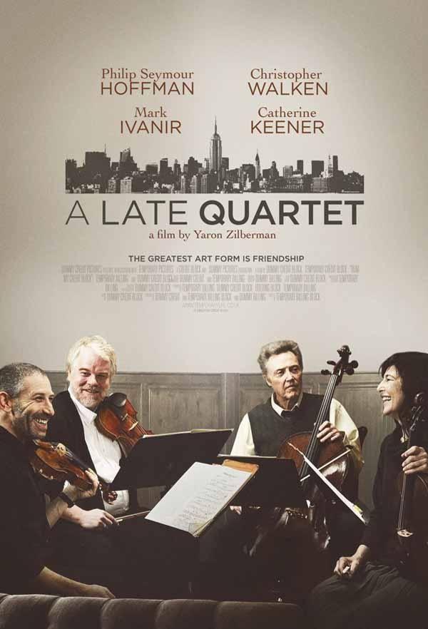 A Late Quartet (20/12/13)